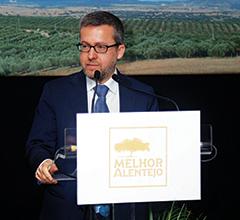 «A tecnologia digital torna viáveis culturas agrícolas, que antes eram impossíveis e que darão escala às indústrias de nicho nas quais o Alentejo é forte», Carlos Moedas, Comissário Europeu para a Investigação, Ciência e Inovação